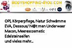 Bodyshopping - Zürcherstrasse 83 - 4052 Basel - Tel. 061 534 42 45 - info@bodyshopping-4you.com