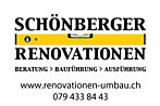 Schönberger Renovationen - Mulfis 2 - 6422 Steinen - Tel. 079 433 84 43 - schoenberger.renovationen@bluewin.ch